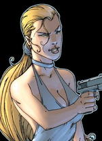 Prudence Leighton (Earth-616) from Mystique Vol 1 1 001