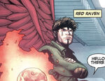 Red Raven (Ducky Dozen) (Earth-616) from Marvel Zombies Destroy! Vol 1 1 001