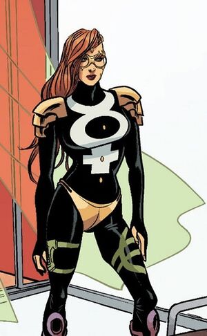 Shevaun Haldane (Earth-616) from Revolutionary War Dark Angel Vol 1 1 005