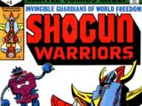 Shogun Warriors Vol 1 8