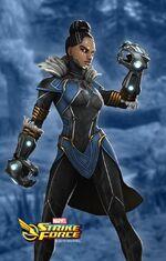 Shuri (Earth-TRN670) from Marvel Strike Force 002
