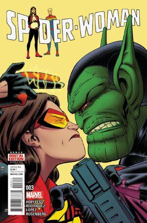 Spider-Woman Vol 6 3