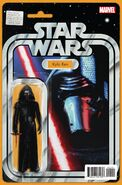 Star Wars The Force Awakens Adaptation Vol 1 5 Action Figure Variant