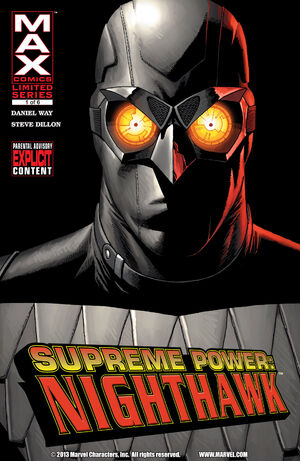 Supreme Power Nighthawk Vol 1 1