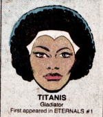Titanis (Earth-616) from Official Handbook of the Marvel Universe Vol 1 4 001
