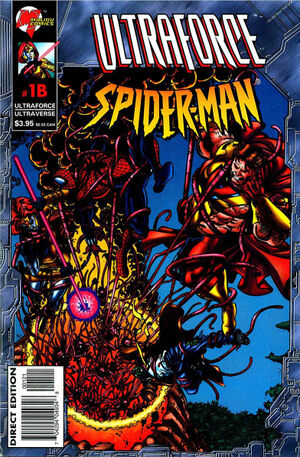 UltraForce Spider-Man Vol 1 1B