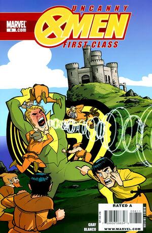 Uncanny X-Men First Class Vol 1 8