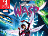 Unstoppable Wasp Vol 1 1