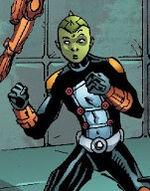 Victor Borkowski (Earth-58163) from New X-Men Vol 2 16 0001