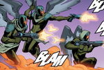 Vultures (Gang) (Earth-TRN767) from Spider-Man 2099 Vol 4 1 001