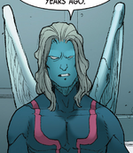 Warren Worthington III (Earth-17673) from Edge of Venomverse Vol 1 4 001