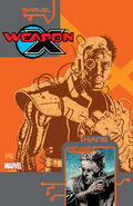 Weapon X The Draft - Kane Vol 1 1