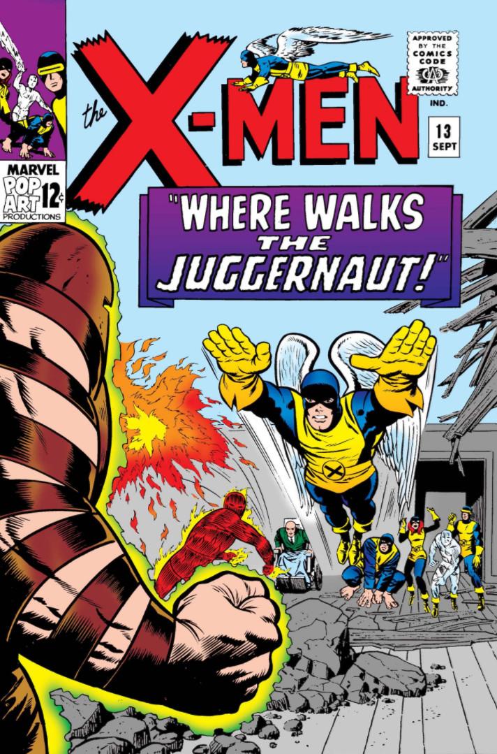X-Men Vol 1 13