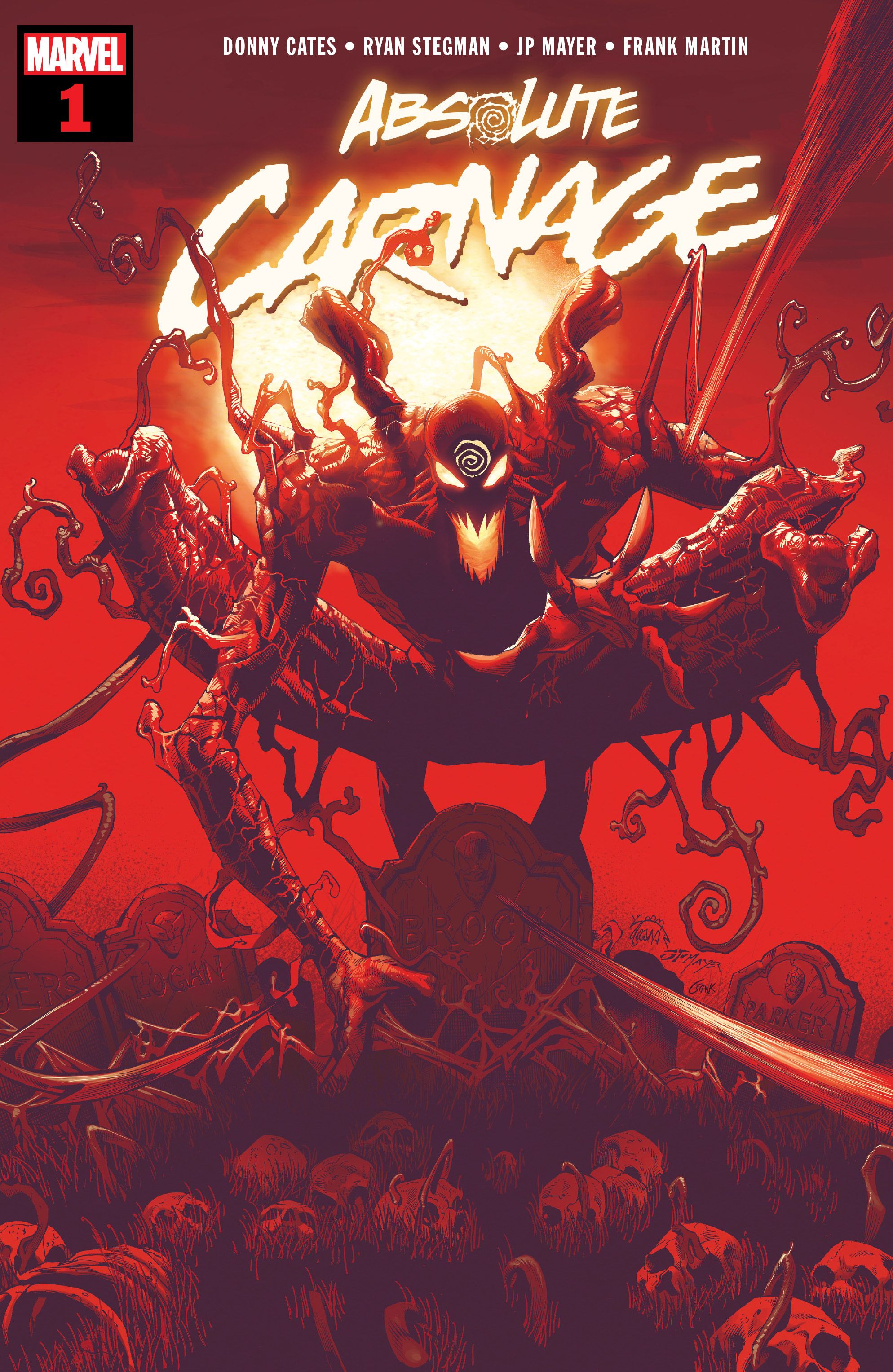 Image result for absolute carnage #1