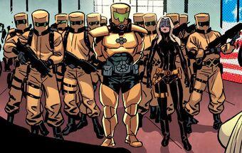 Advanced Idea Mechanics (Earth-616) | Marvel Database | Fandom