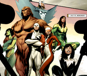 Alpha Flight (Earth-616) from Alpha Flight Vol 4 0.1