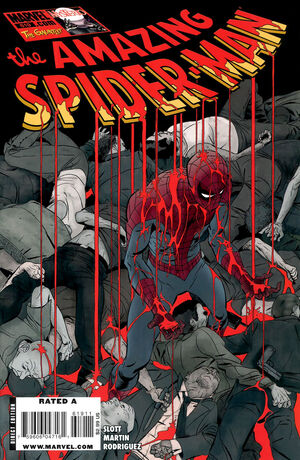 Amazing Spider-Man Vol 1 619