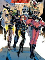 Avengers (Earth-61119) from Korvac Saga Vol 1 1 0001