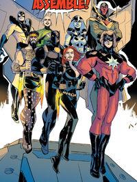 Avengers (Earth-61119) from Korvac Saga Vol 1 1 0001