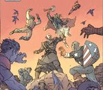 Avengers (Earth-98570) from Fantastic Four Vol 1 605.1 0001