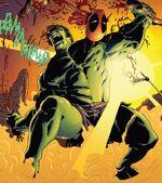 Bruce Banner (Earth-12101) from Deadpool Kills the Marvel Universe Vol 1 2 001