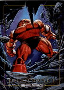 Cain Marko (Earth-616) from Marvel Masterpieces Trading Cards 1992 0001