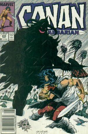 Conan the Barbarian Vol 1 209