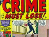 Crime Must Lose Vol 1 9