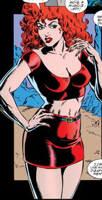 Donna Diego (Earth-616) from Venom Separation Anxiety Vol 1 1 0001