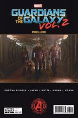 Guardians of the Galaxy Adaptation Vol 1 2