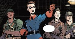 Howling Commandos (Earth-86315) from Exiles Vol 3 3