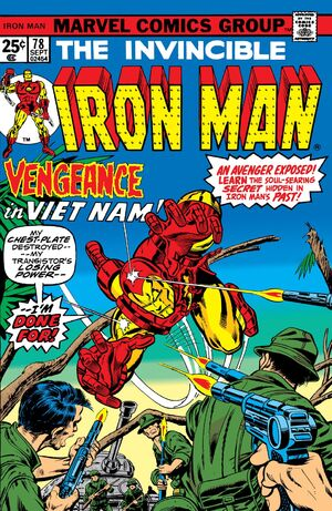 Iron Man Vol 1 78
