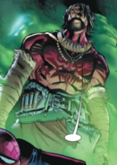 Last Son of Kraven (Earth-616) from Amazing Spider-Man Vol 5 17 001