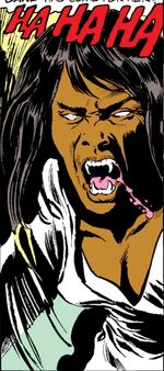 Lorraine (Earth-616) from Tomb of Dracula Vol 1 58 0001