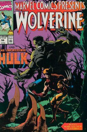 Marvel Comics Presents Vol 1 56