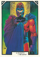 Max Eisenhart (Earth-616) from Arthur Adams Trading Card Set 0001