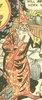 Merlin (Earth-57780) from Spidey Super Stories Vol 1 10 001