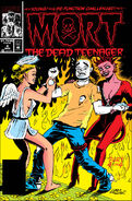 Mort the Dead Teenager Vol 1 4
