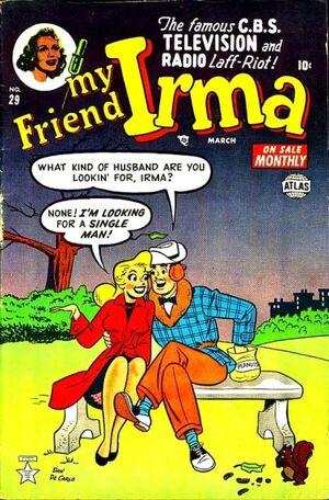 My Friend Irma Vol 1 29