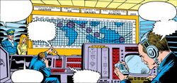 National Aeronautics and Space Administration (Earth-616) from Fantastic Four Vol 1 193 0001