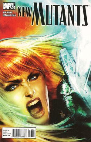 New Mutants Vol 3 17
