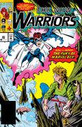New Warriors Vol 1 20