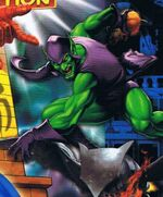 Norman Osborn (Earth-10995) Spider-Man Heroes & Villains Collection Vol 1 1
