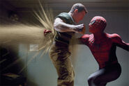 Peter Parker (Earth-96283) and Flint Marko (Earth-96283) from Spider-Man 3 (film) 0001