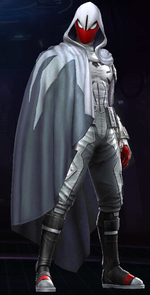 Peter Parker (Warp World) (Earth-TRN012) from Marvel Future Fight 001