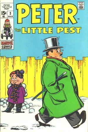 Peter the Little Pest Vol 1 3