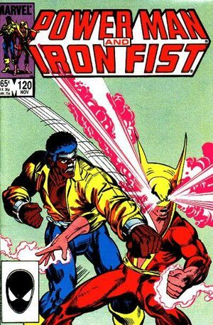 Power Man and Iron Fist Vol 1 120