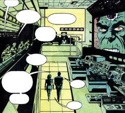 Project Ultra-Tech (Earth-616) from Marvel Comics Presents Vol 1 27 0001