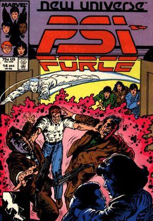 Psi-Force Vol 1 14