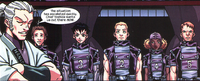 Sentinel Force (Earth-2301) from X-Men Ronin Vol 1 4 0001
